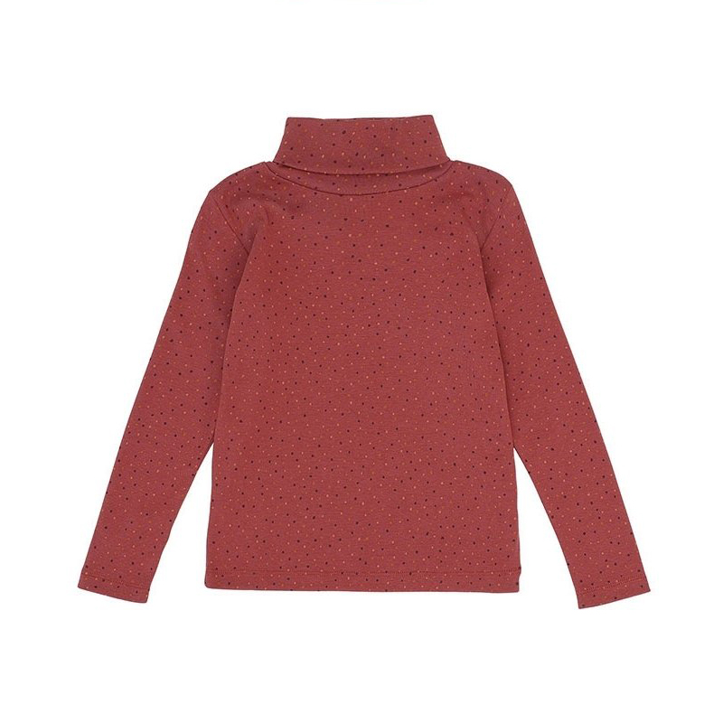 Soft Gallery - Ena Top Barn Red Dotties