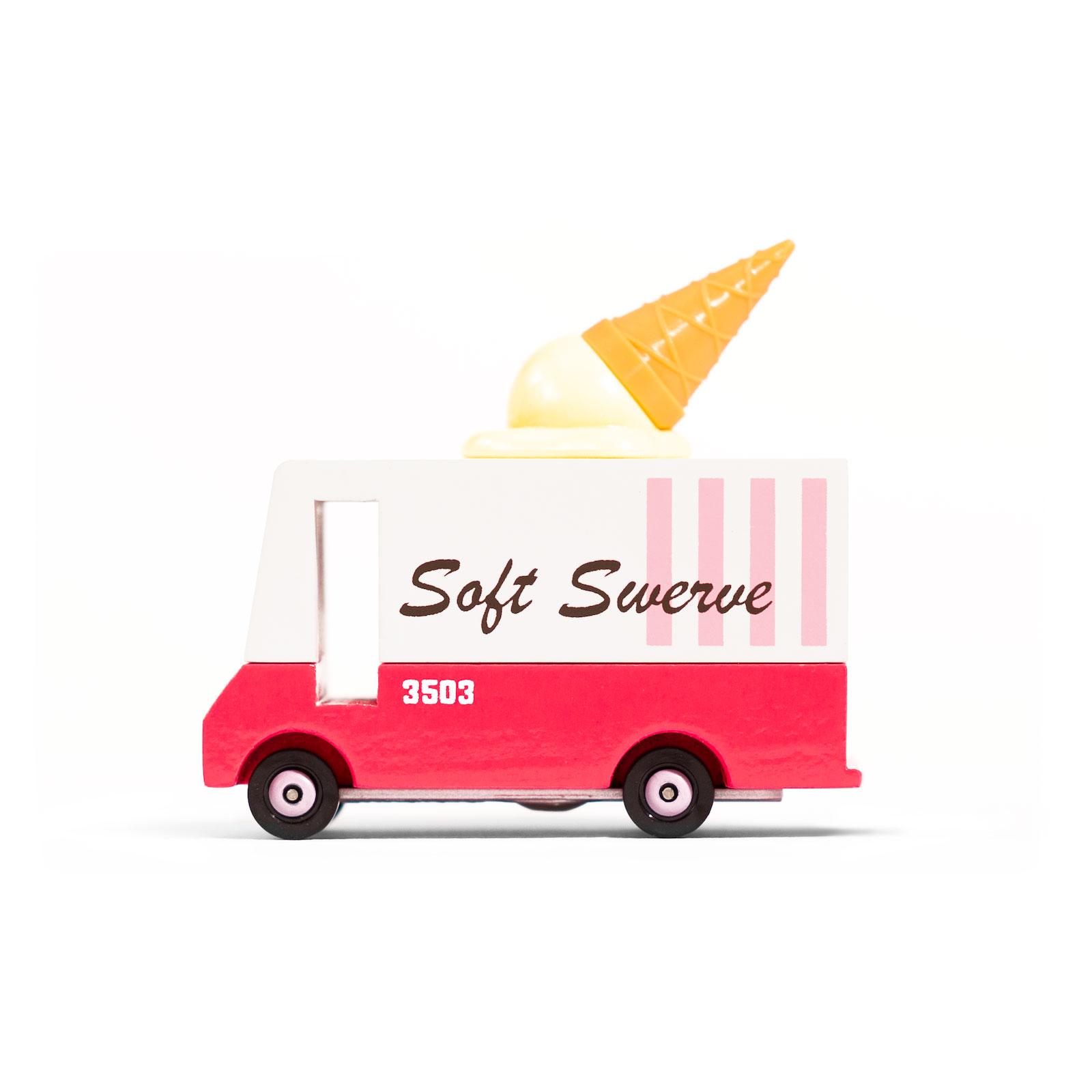 Candylab - Ice Cream Van