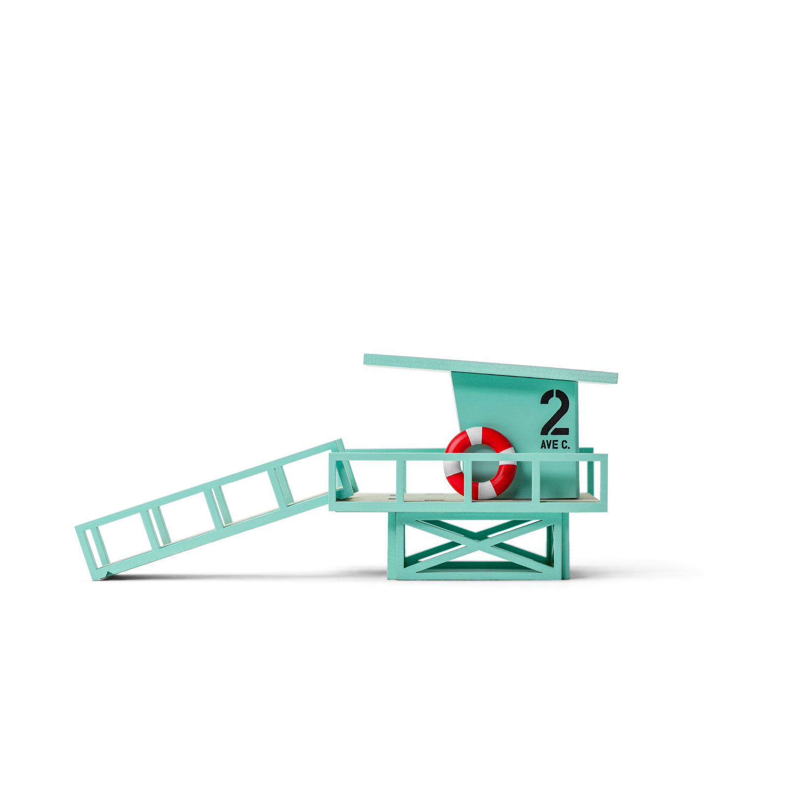 Candylab - STAC Malibu Lifeguard Tower