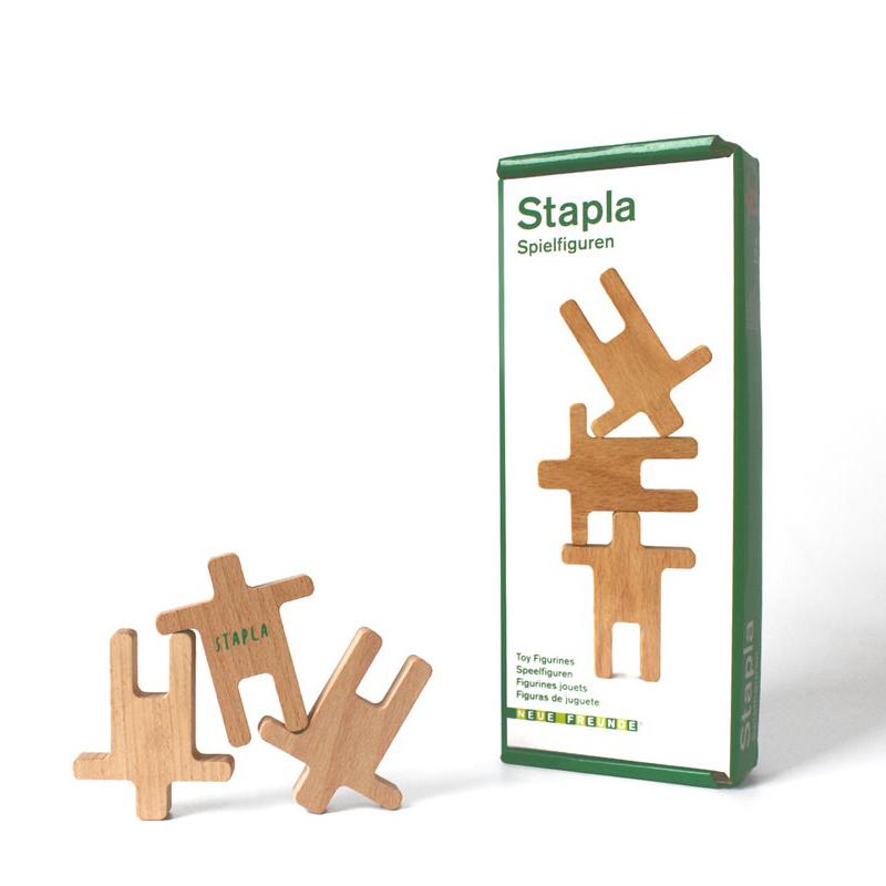 Neue Freunde - Stapla Spielfiguren