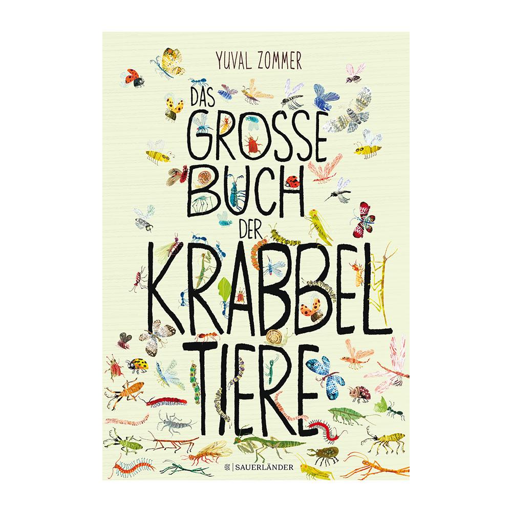 Das große Buch der Krabbeltiere ab 4J.