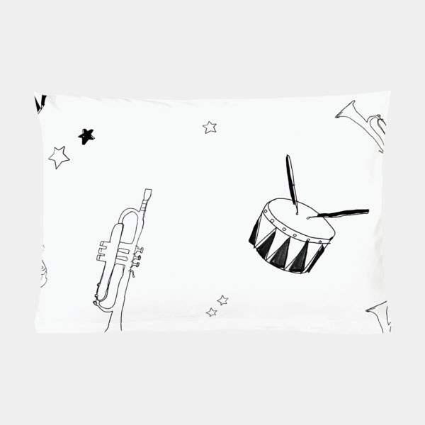 Katha covers - Bettwäscheset Inspiring Instruments klein