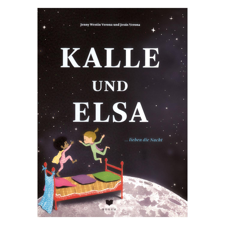 Kalle und Else ...lieben die Nacht ab 3J.