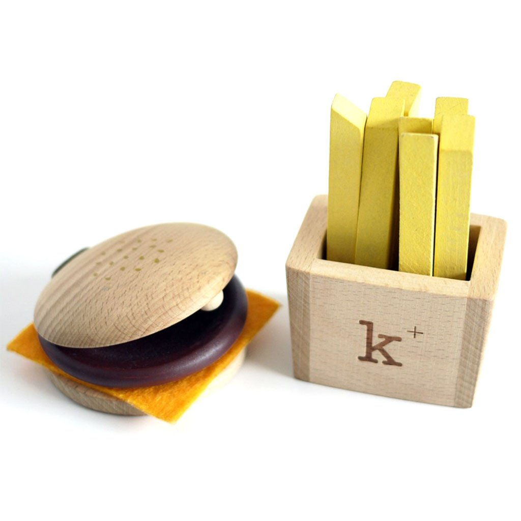 kiko+ - Hamburger Instrumenteset
