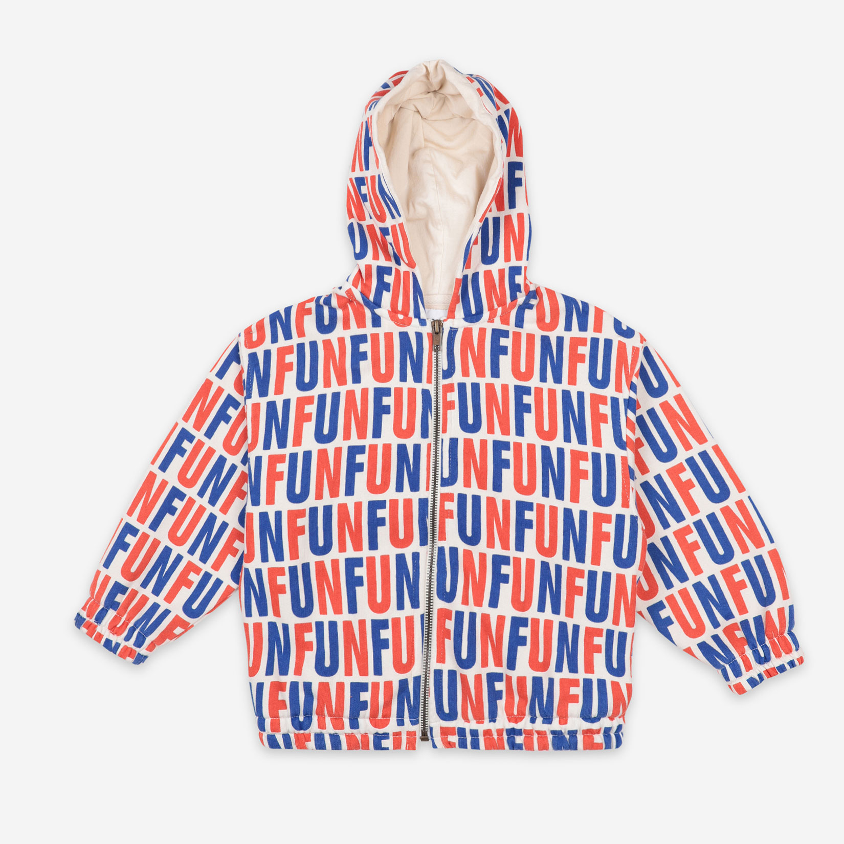 Bobo Choses - Fun All Over Hooded Sweatshirt