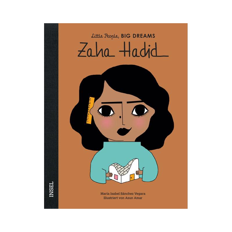 Little People, Big Dreams: Zaha Hadid ab 4J.