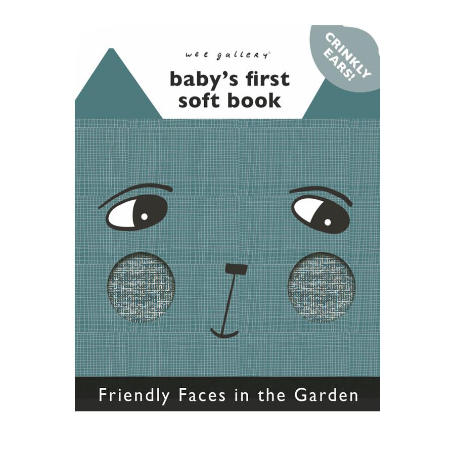 Wee Gallery - Soft Book Garden