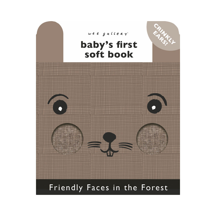 Wee Gallery - Soft Book Forest