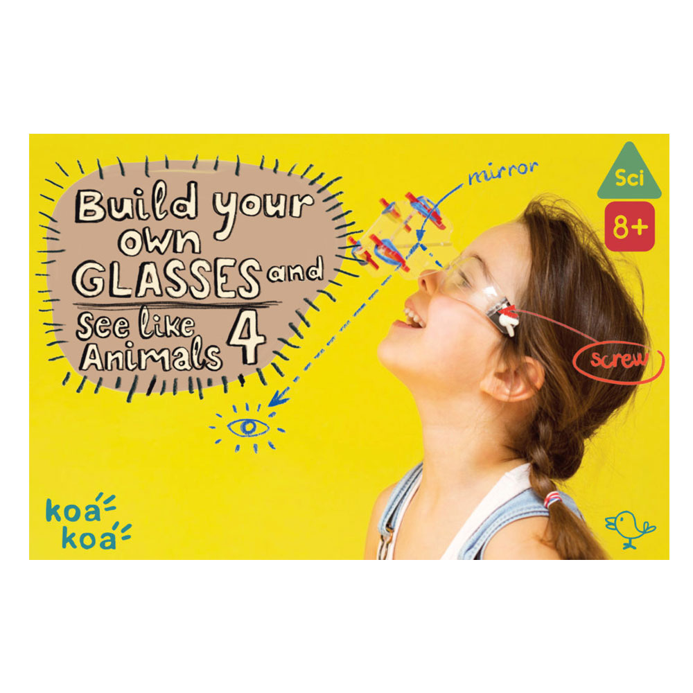 Koa Koa - Build your own animal vision glasses