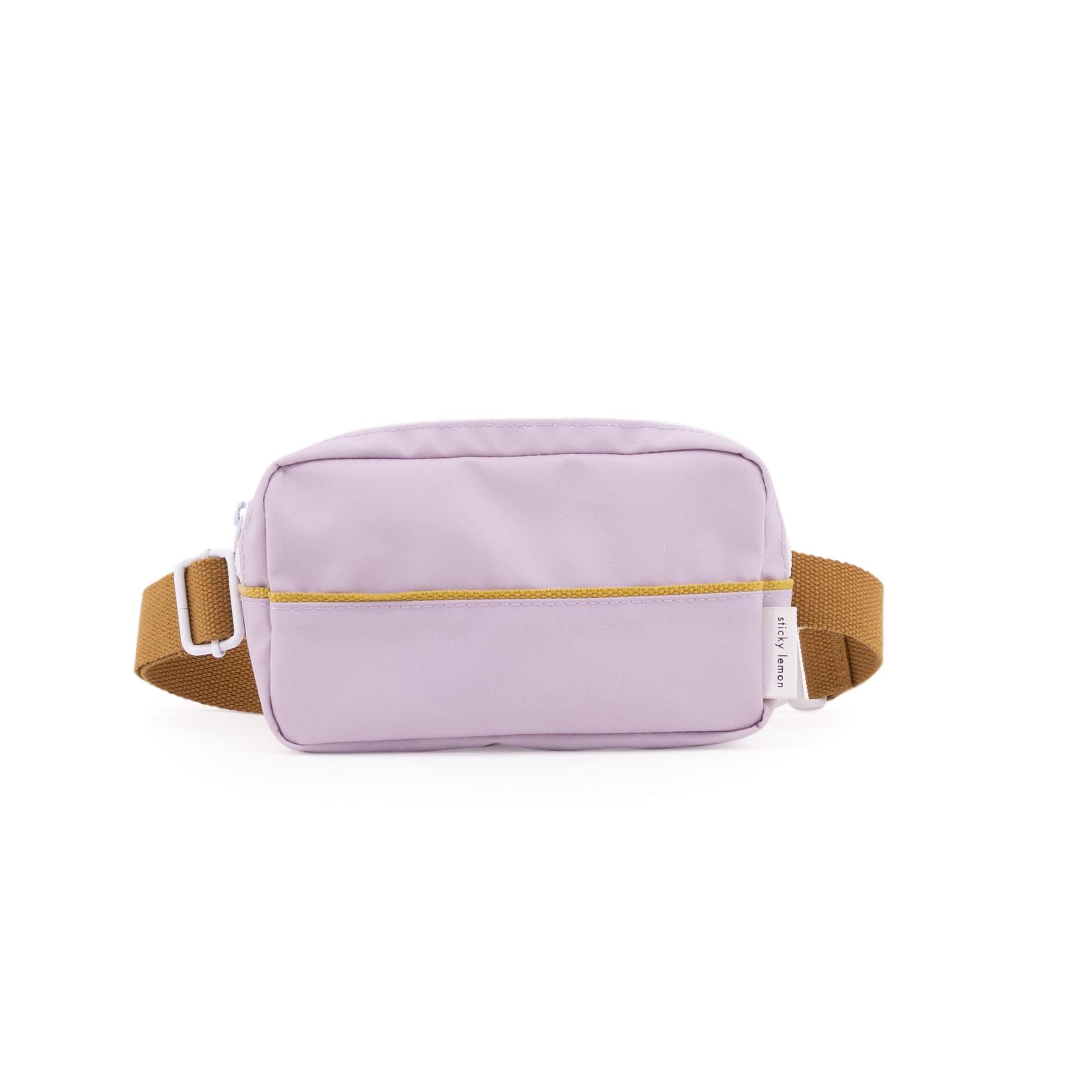Sticky Lemon – Fanny Bag violet