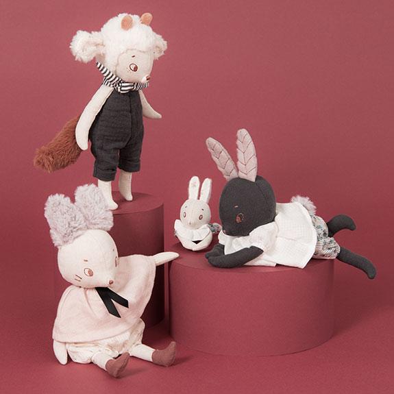 Moulin Roty - Kaninchen Lune