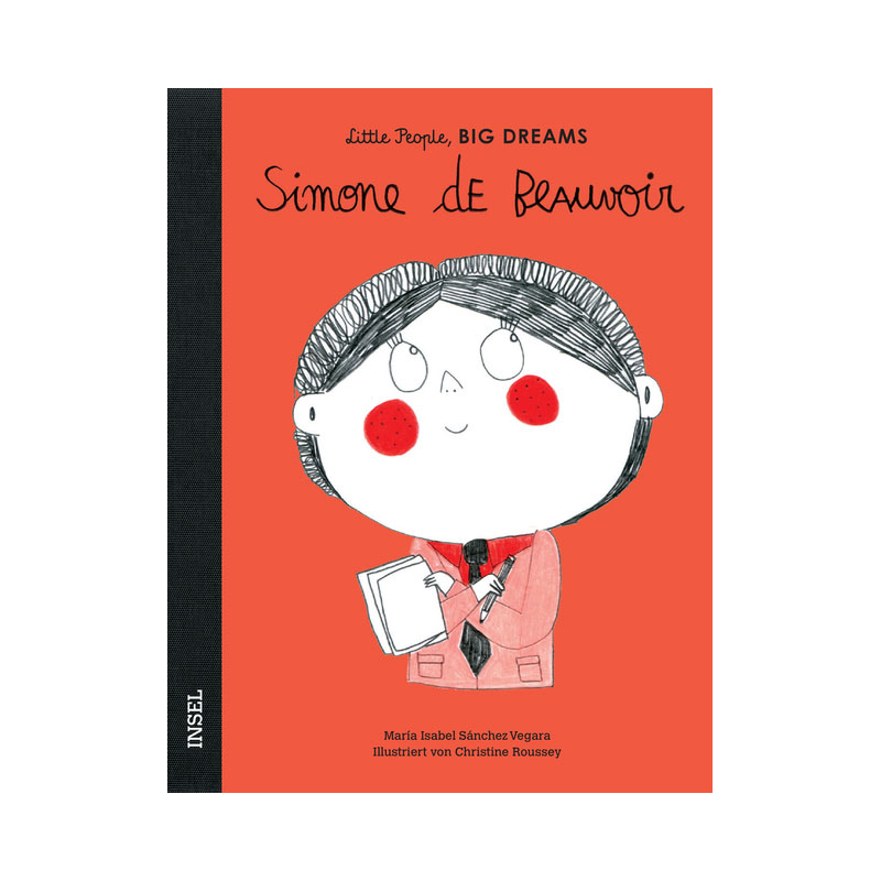 Little People, Big Dreams: Simone de Beauvoir ab 4J.