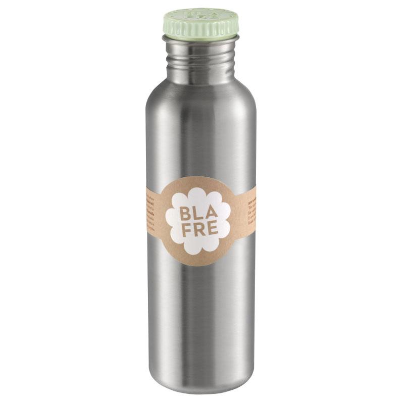 Blafre - Trinkflasche Edelstahl hellgrün 750 ml