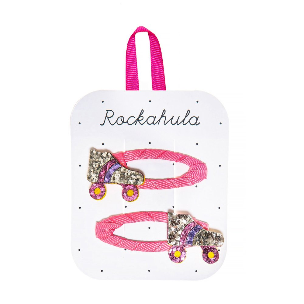 Rockahula - Roller Disco Glitter Haarspangen