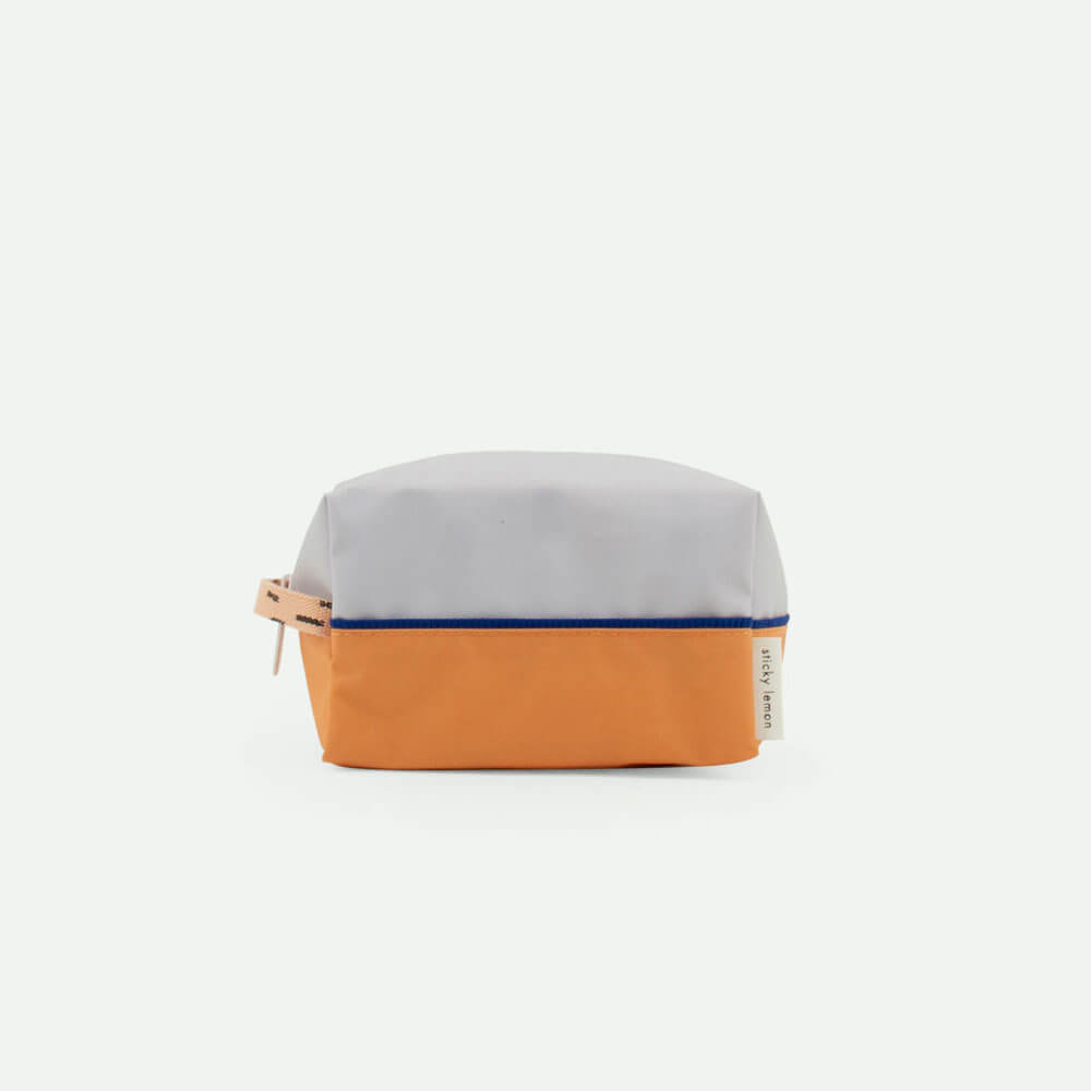 Sticky Lemon - Kulturbeutel Sprinkles lavender/apricot