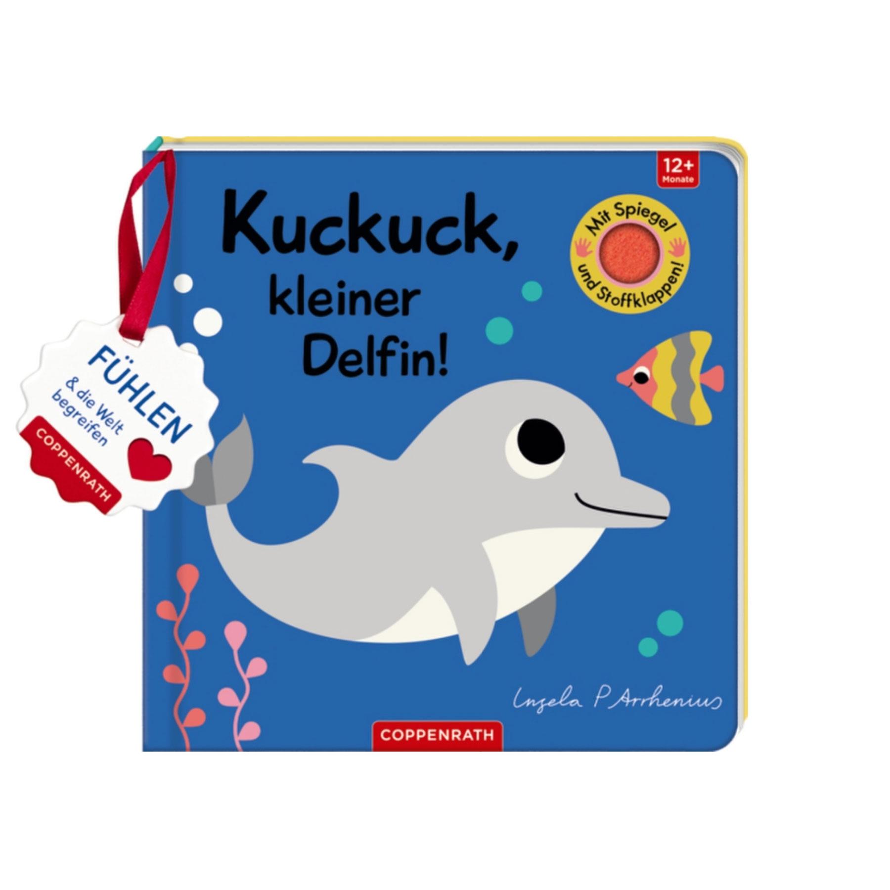 Kuckuck, kleiner Delfin! ab 1J.