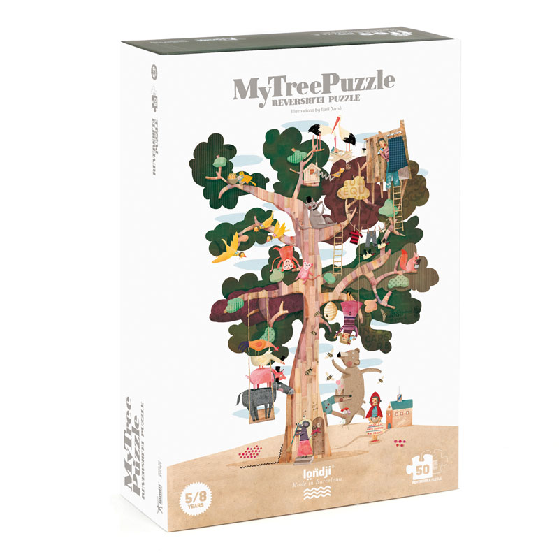 Londji - My Tree Puzzle