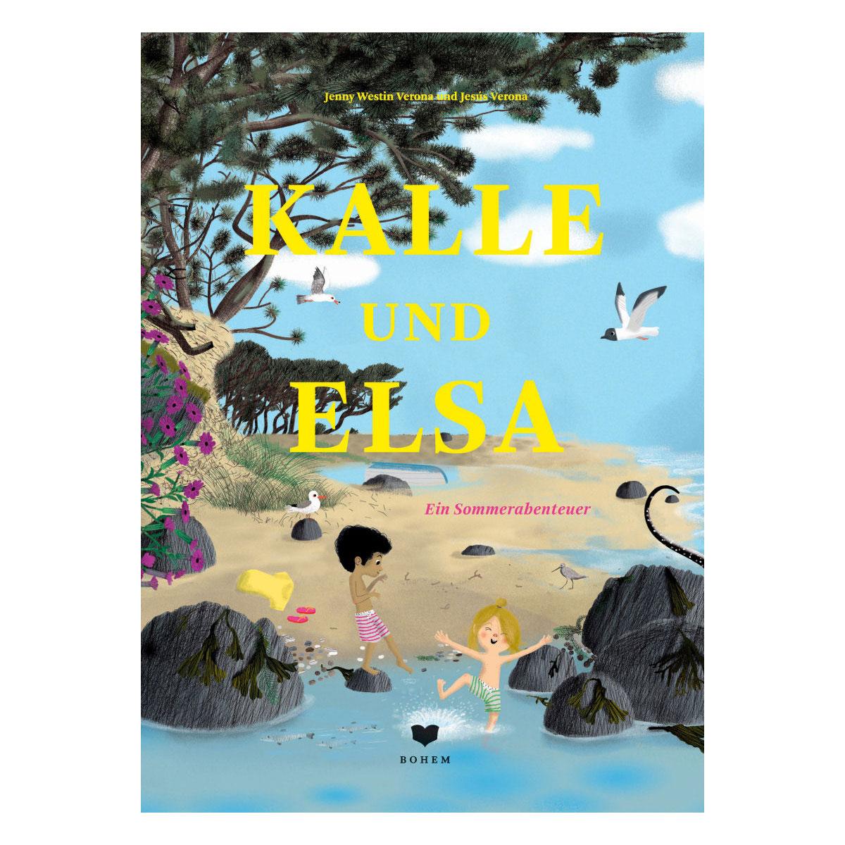Kalle und Elsa - Ein Sommerabenteuer ab 3J.