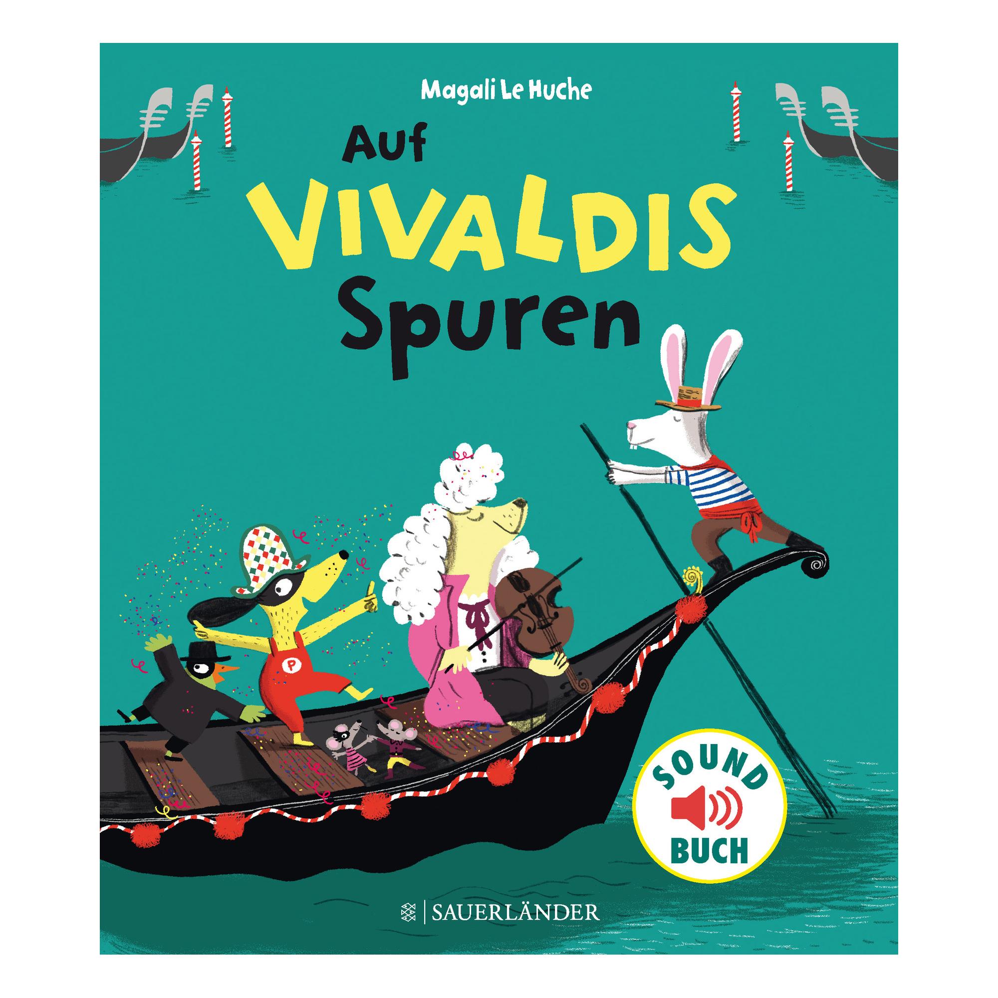 Auf Vivaldis Spuren ab 3J.