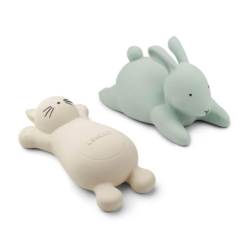 Liewood - Vikky Badespielzeug Cat Creme de la Creme