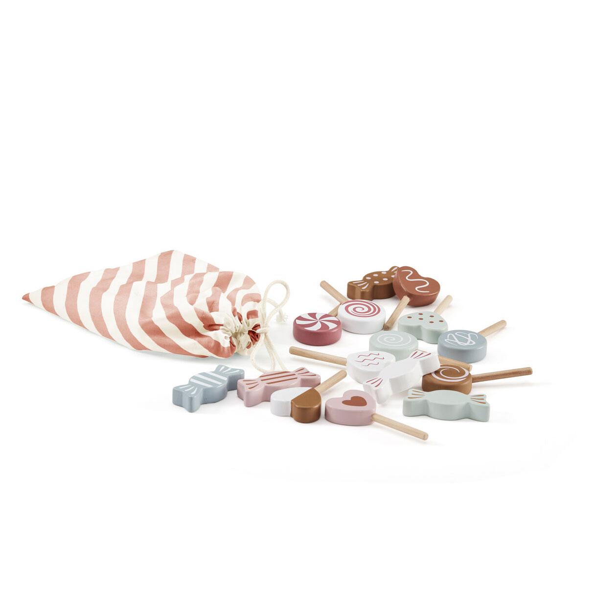 kids concept - Süßigkeiten im Beutel
