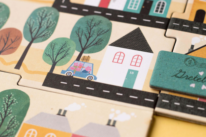 Londji - Postman Spiel