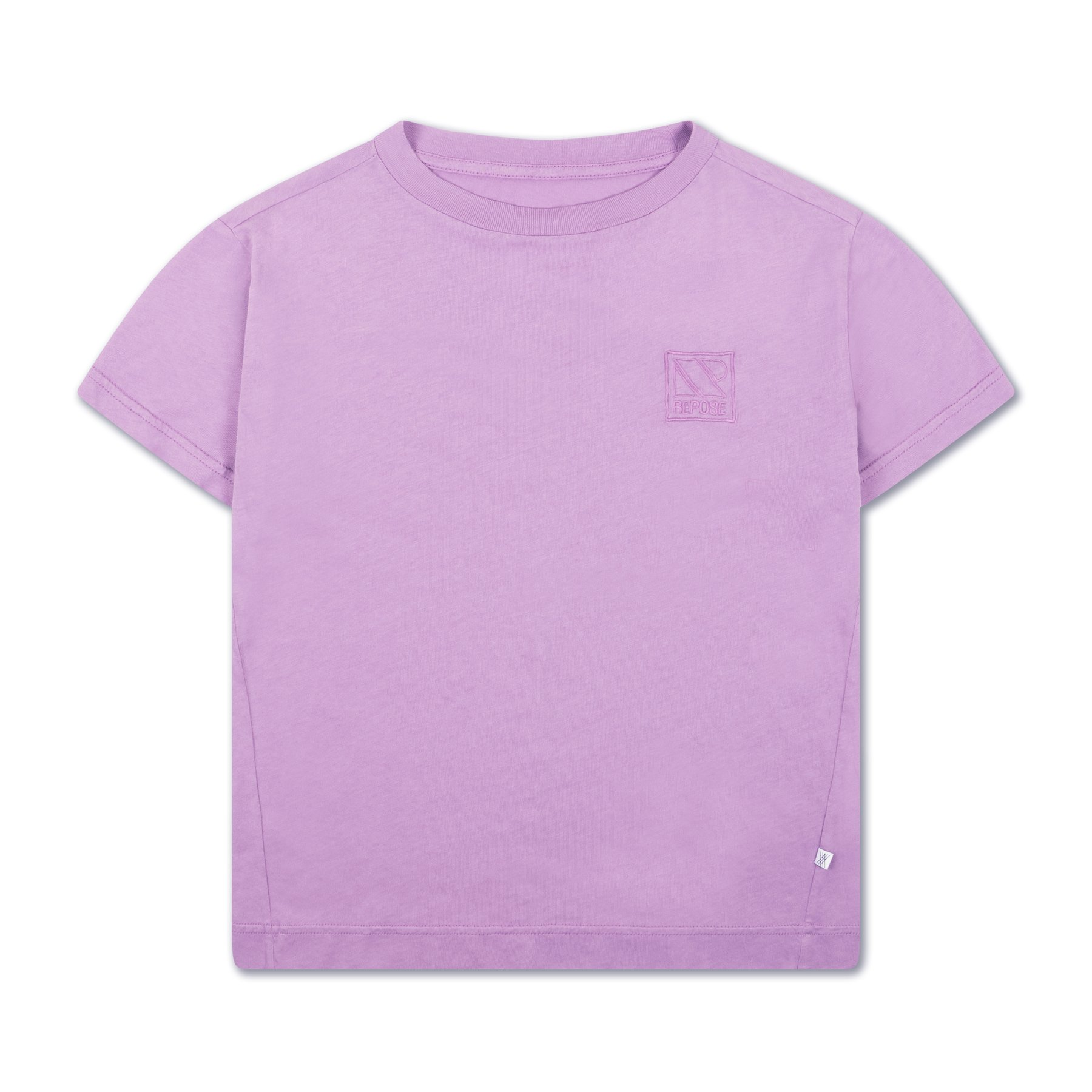 Repose AMS - T-Shirt Greyish Violet