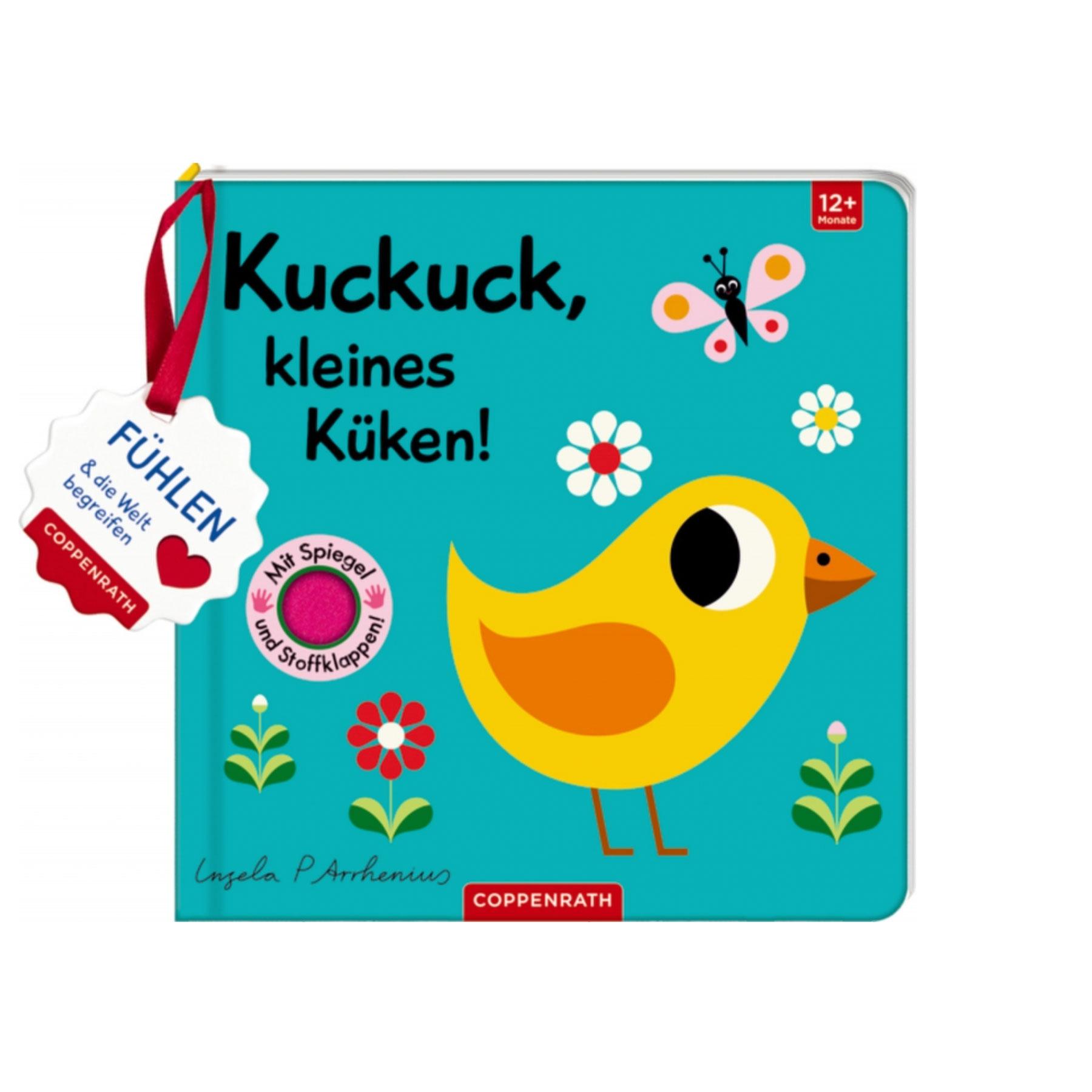 Kuckuck, kleines Küken! ab 1J.