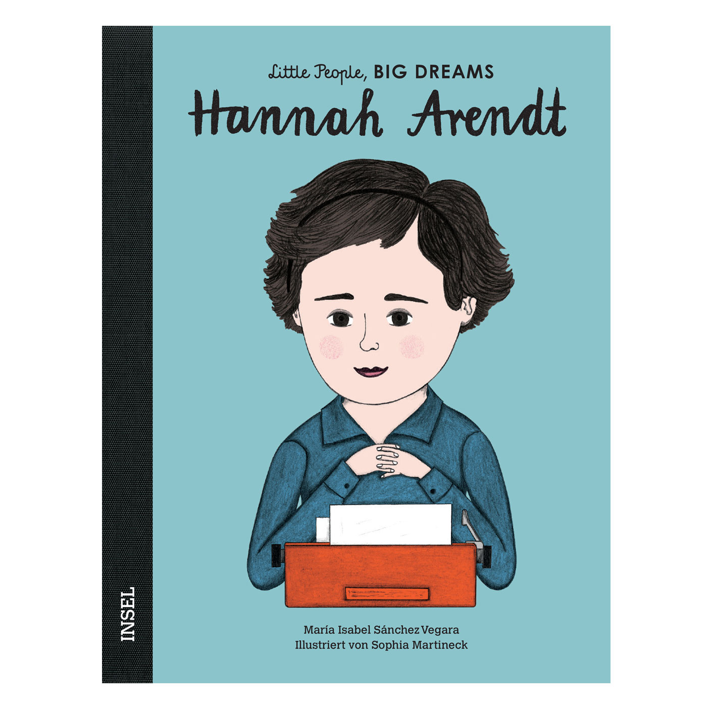 Little People, Big Dreams: Hannah Arendt ab 4J.