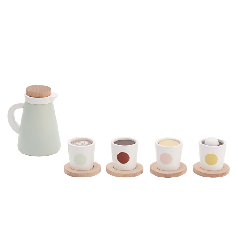 kids concept - Kaffee und Tee Set