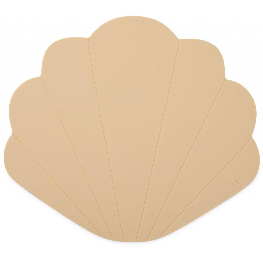 konges slojd - Silikon Placemat Muschel Shell