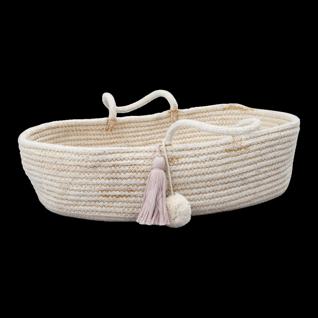 fabelab - Rope Doll Basket Puppentrage