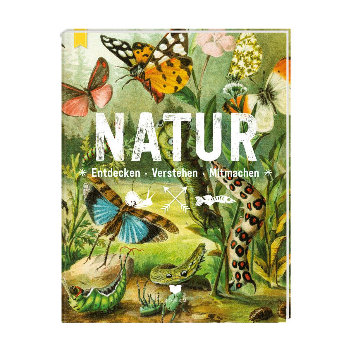 Natur – Entdecken, Verstehen, Mitmachen ab 6J.