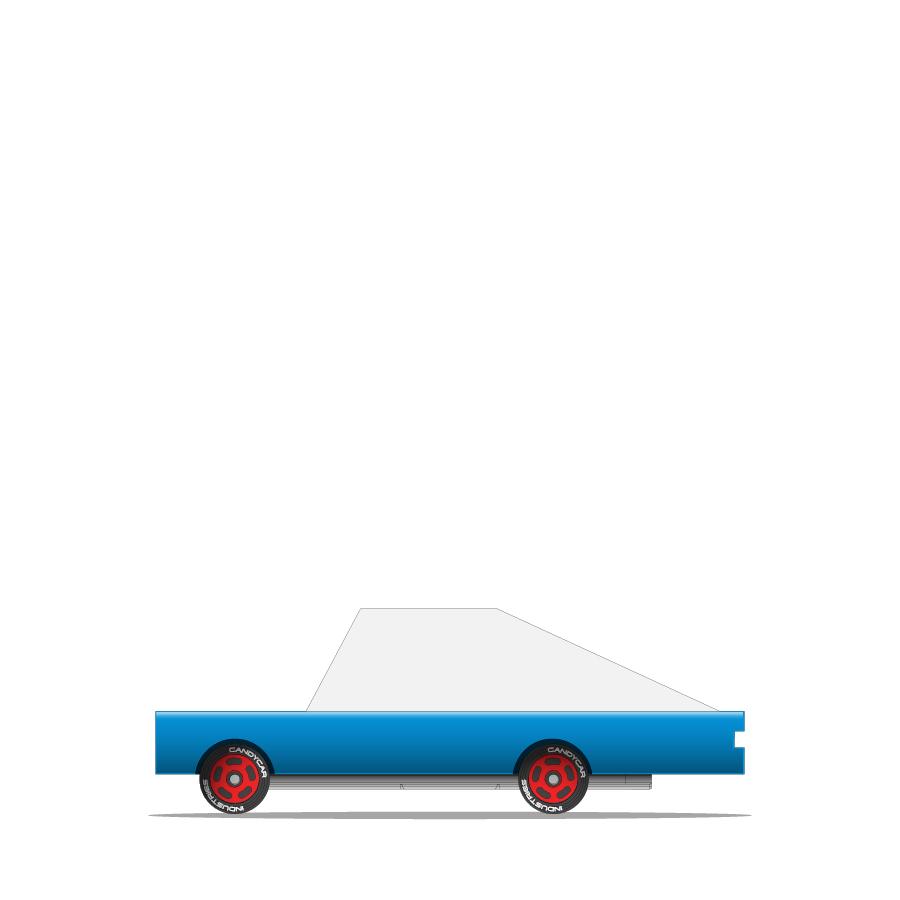 Candylab - Candycar Blue Racer
