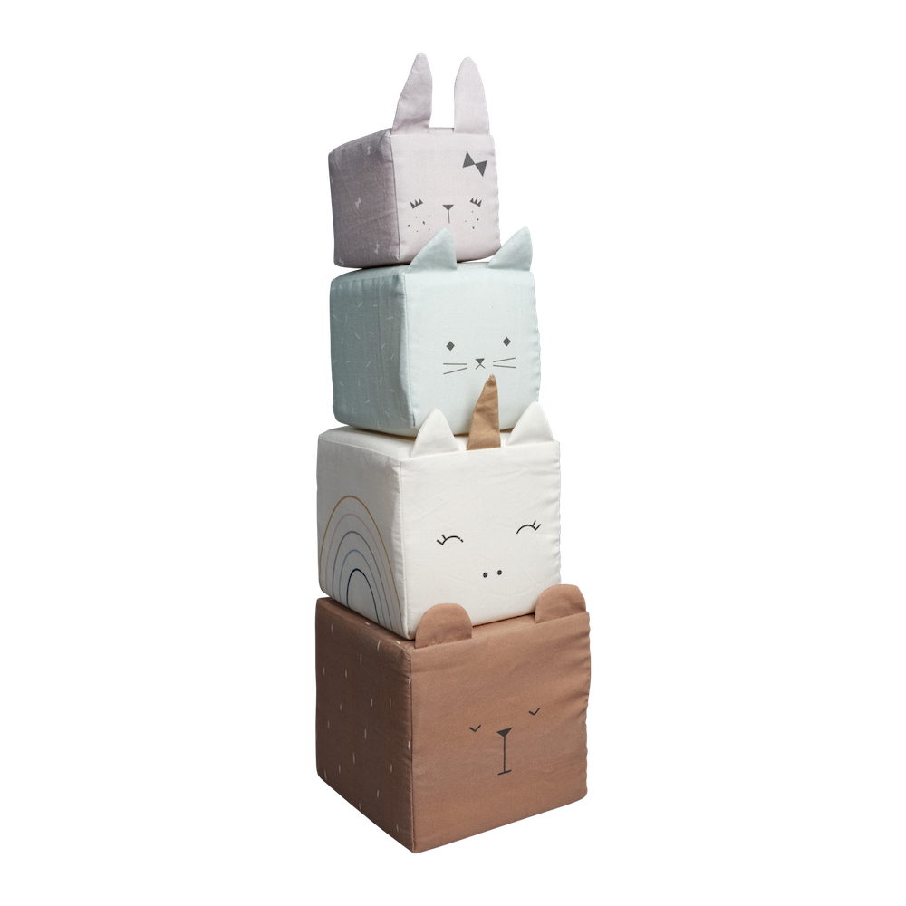 fabelab - Soft Blocks Animals