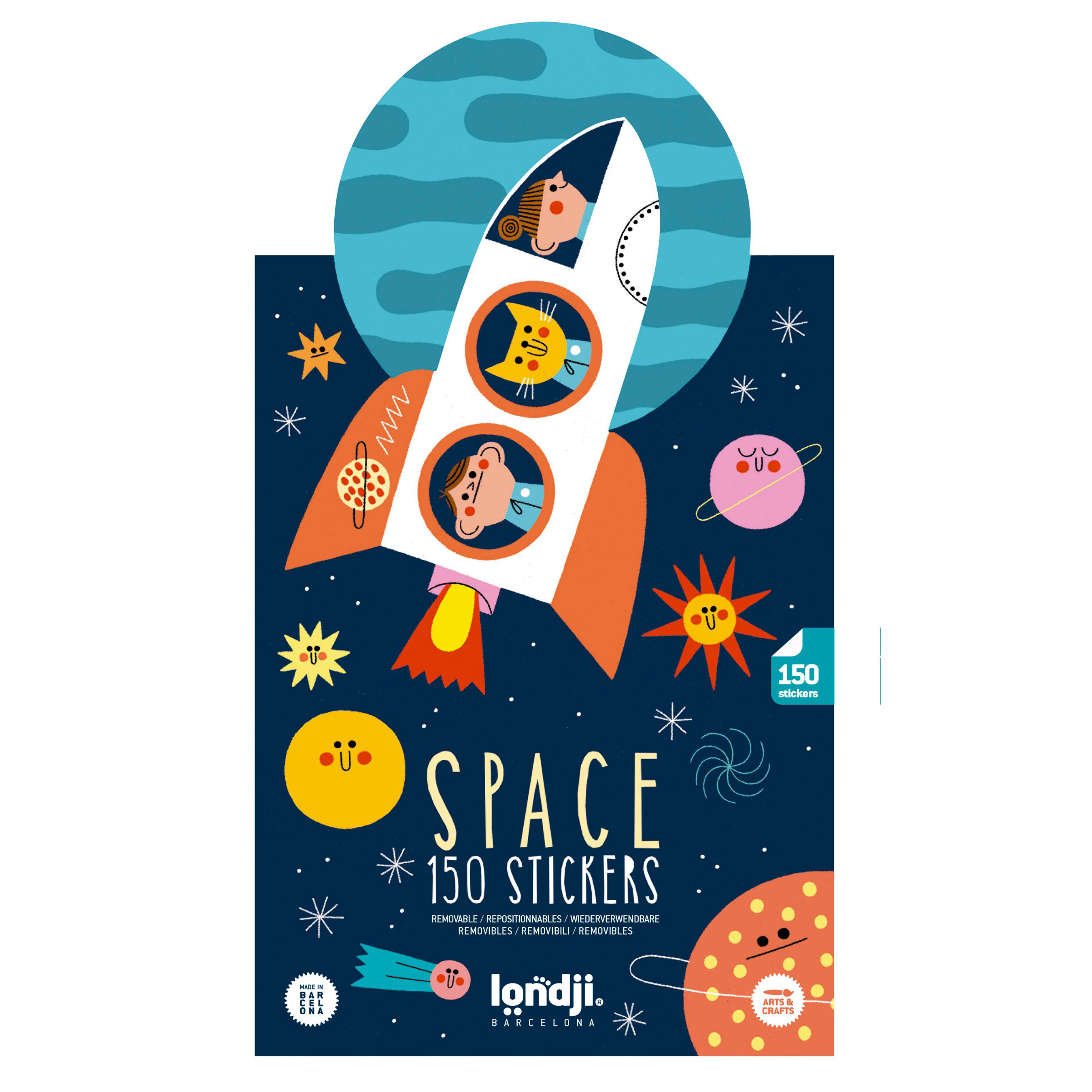 Londji - Space Sticker
