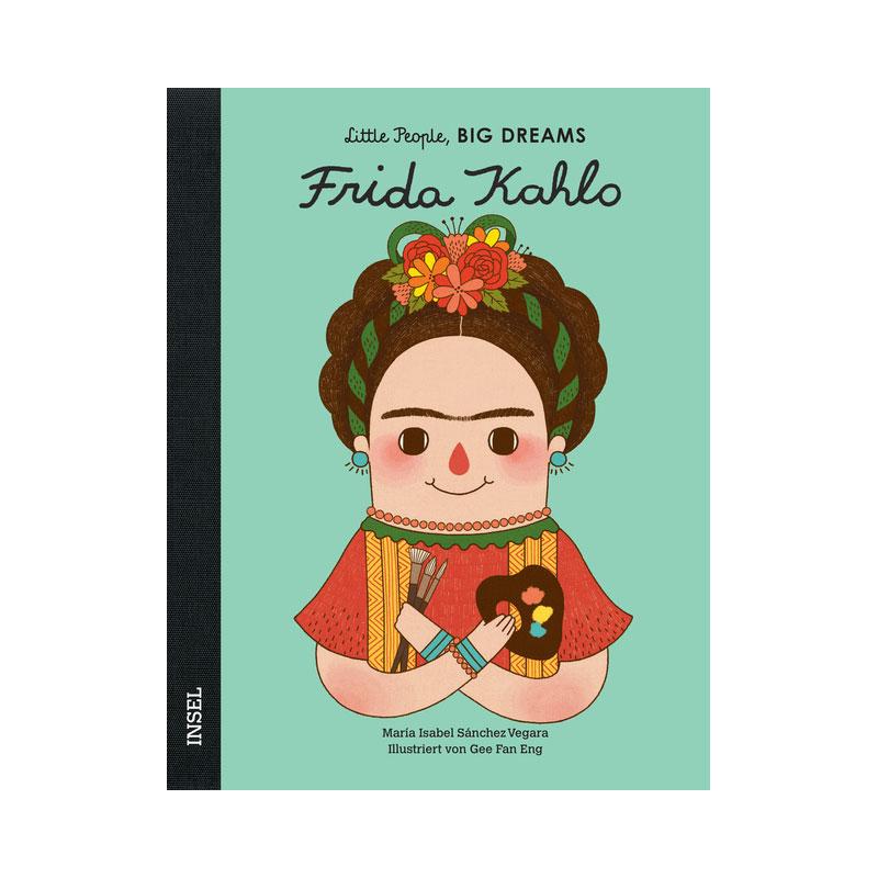 Little People, Big Dreams: Frida Kahlo ab 4J.