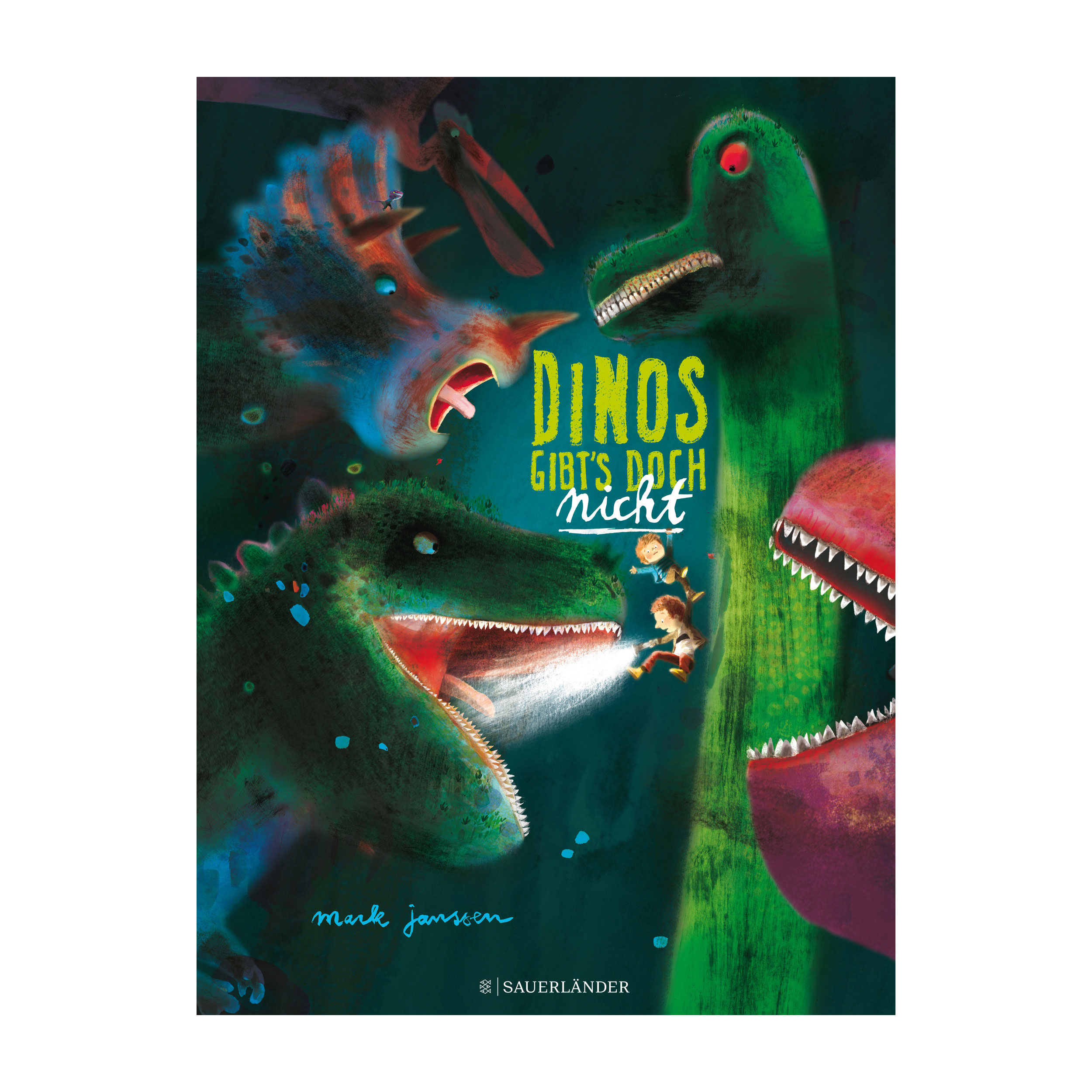 Dinos gibt's doch nicht ab 4J.