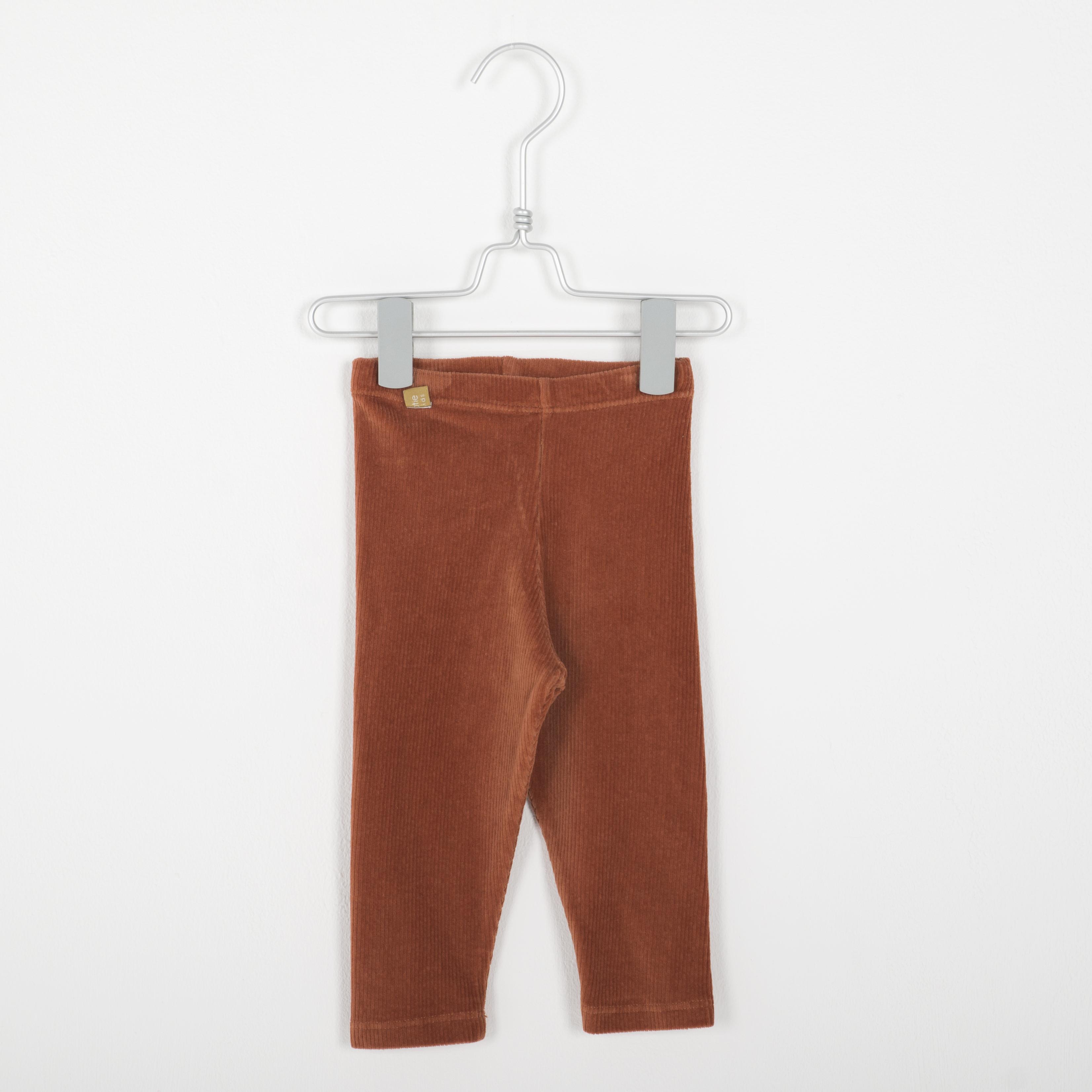 Lötiekids - Baby Cord Leggings tile