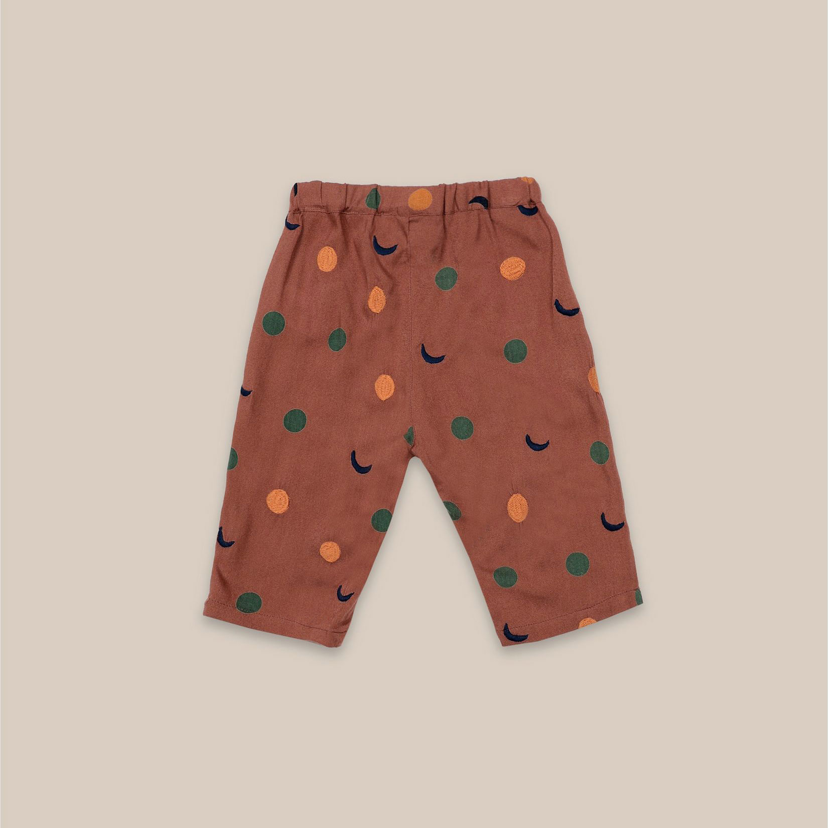Bobo Choses - Baby Solar Eclipse Woven Pants