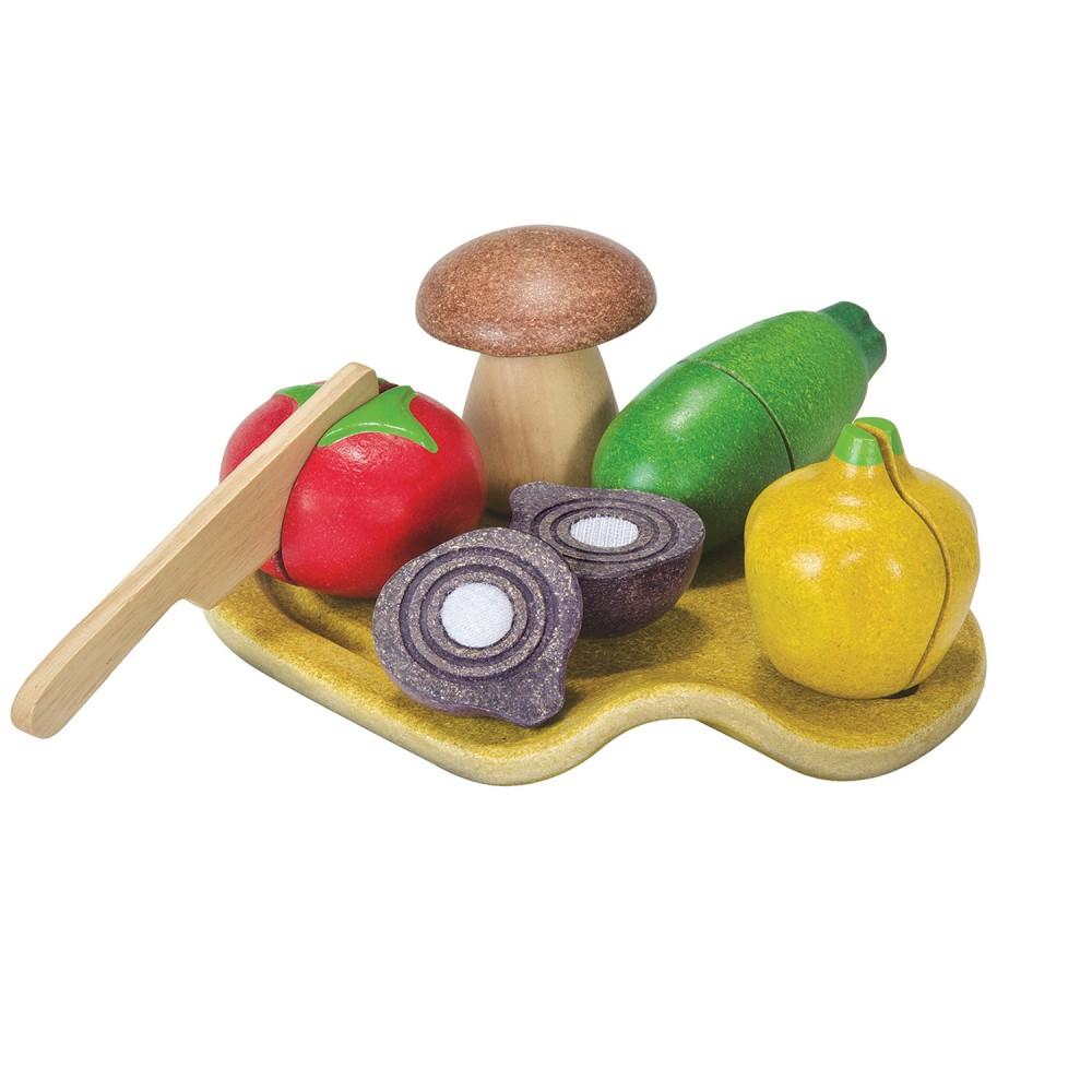 PlanToys – Gemüse zum Schneiden