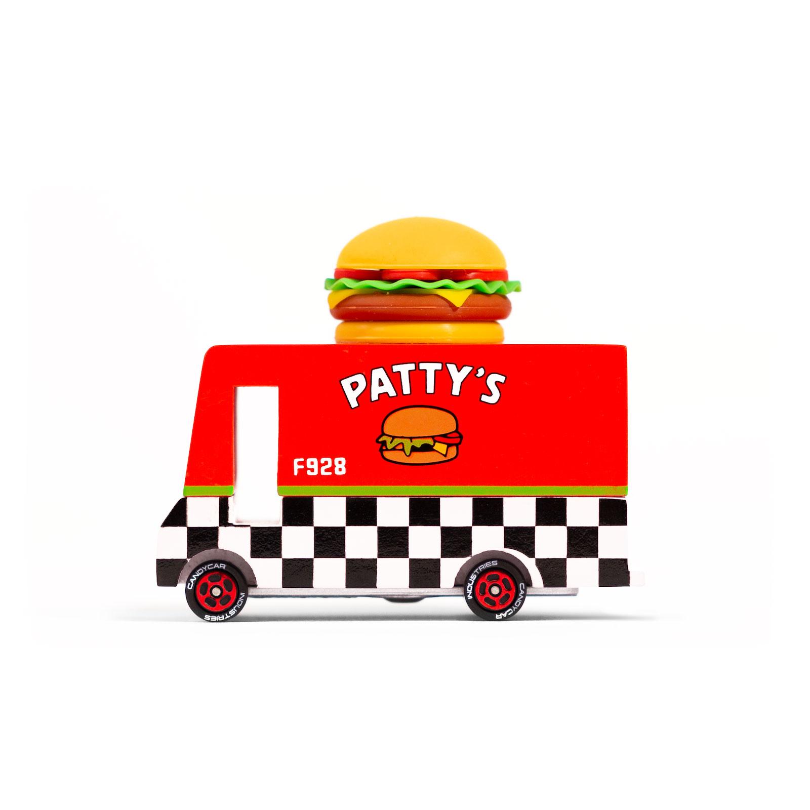 Candylab - Hamburger Van
