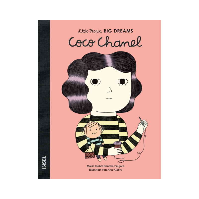 Little People, Big Dreams: Coco Chanel ab 4J.