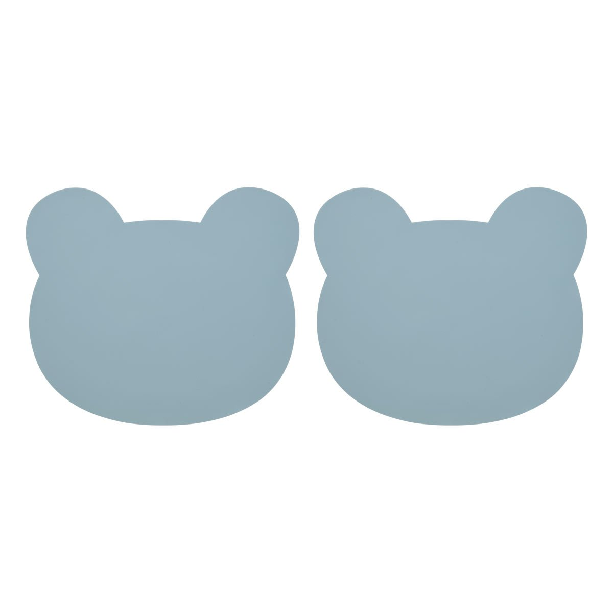 Liewood - Gada Tischet 2er Pack Bear sea blue