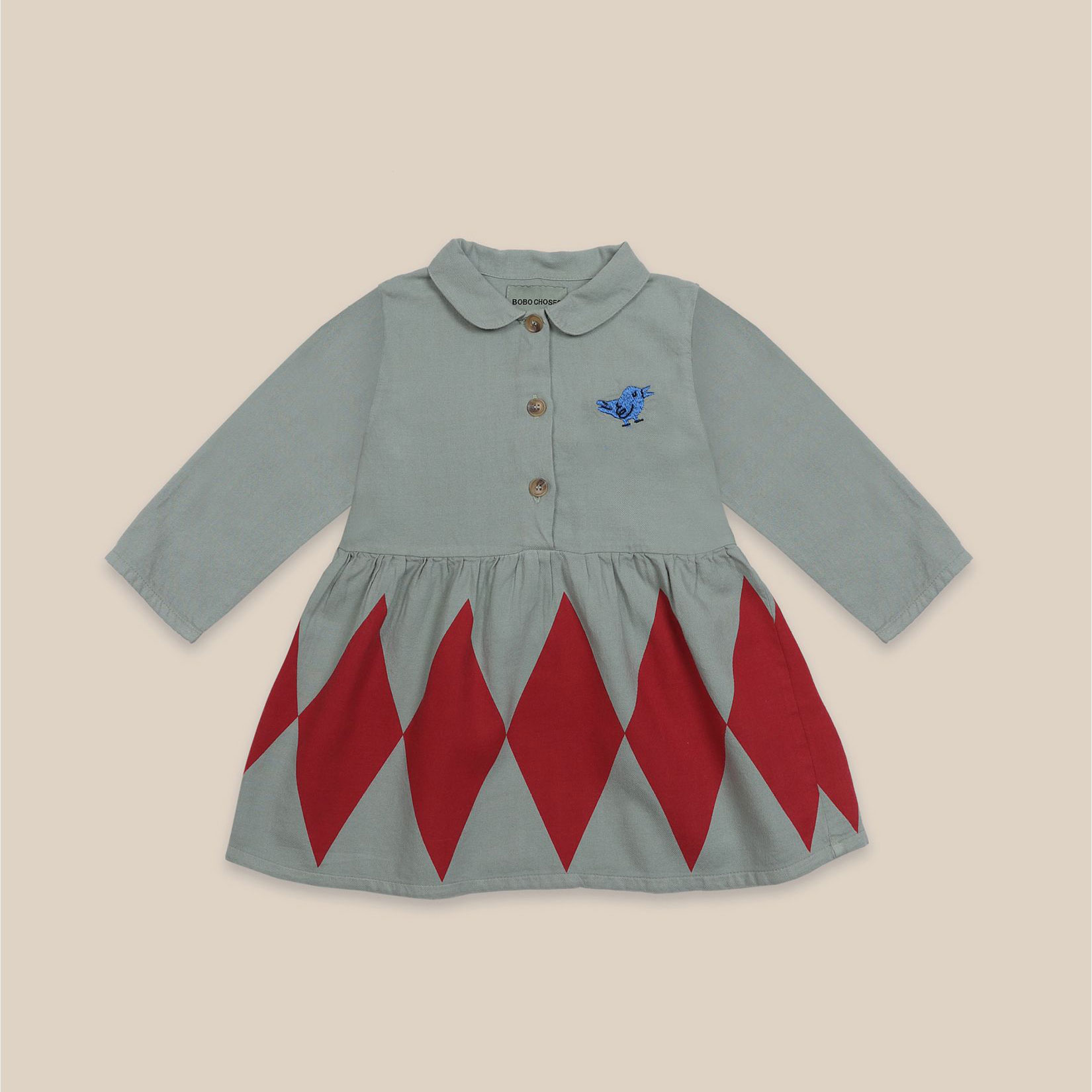 Bobo Choses - Baby Diamonds Princess Dress