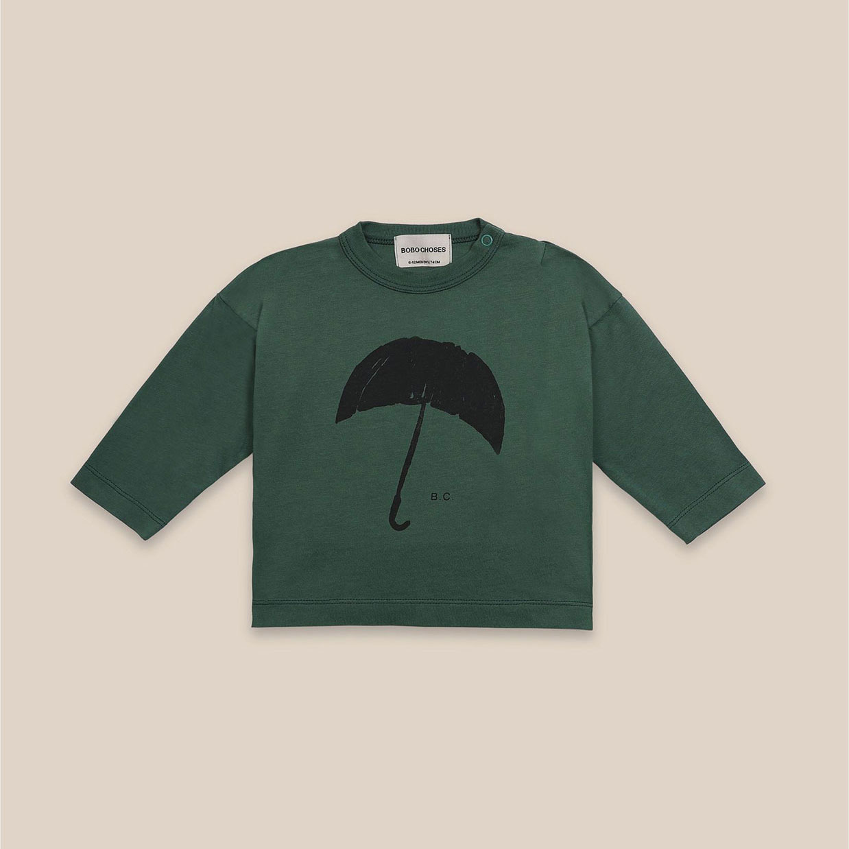 Bobo Choses - Baby Umbrella Long Sleeve T-Shirt