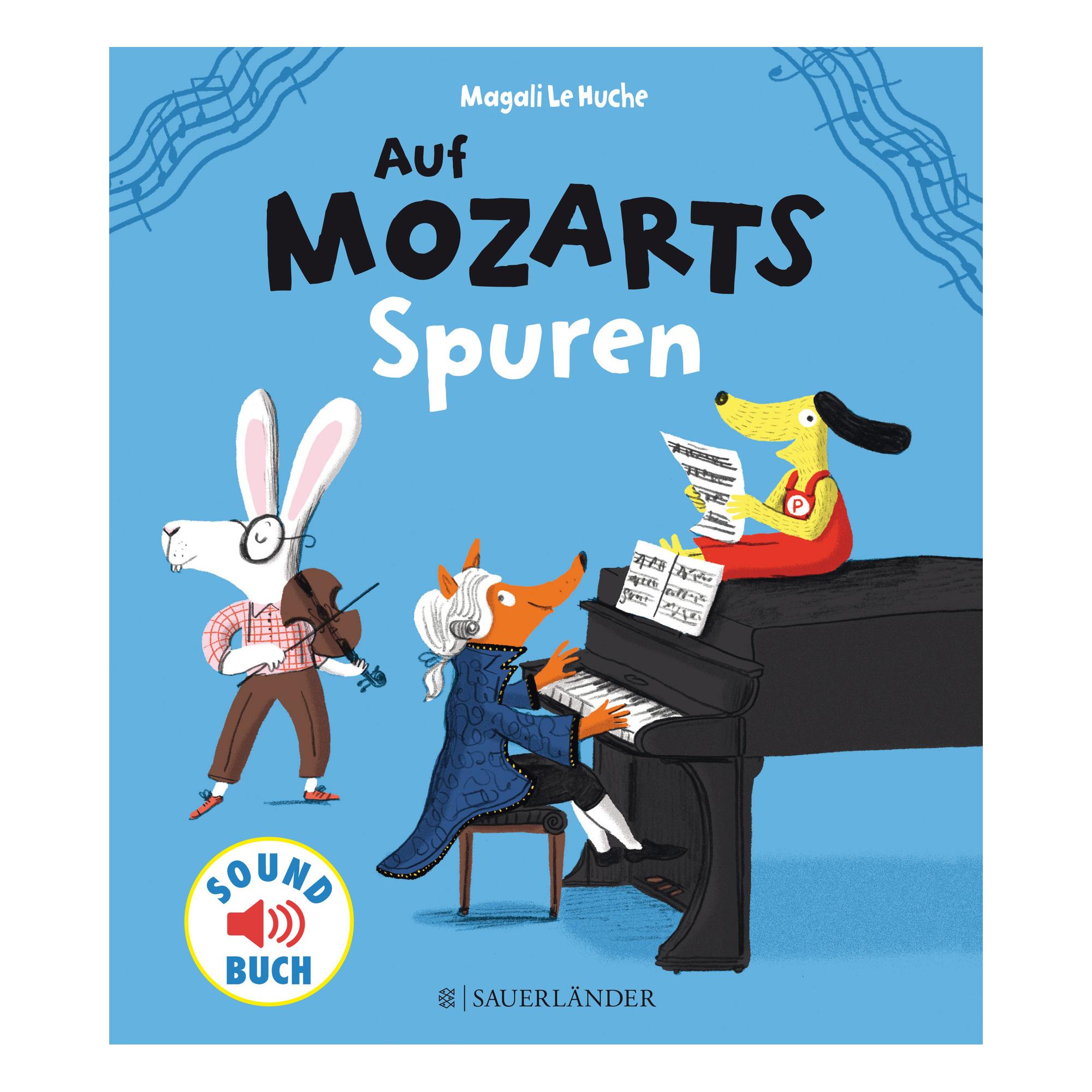 Auf Mozarts Spuren ab 3J.