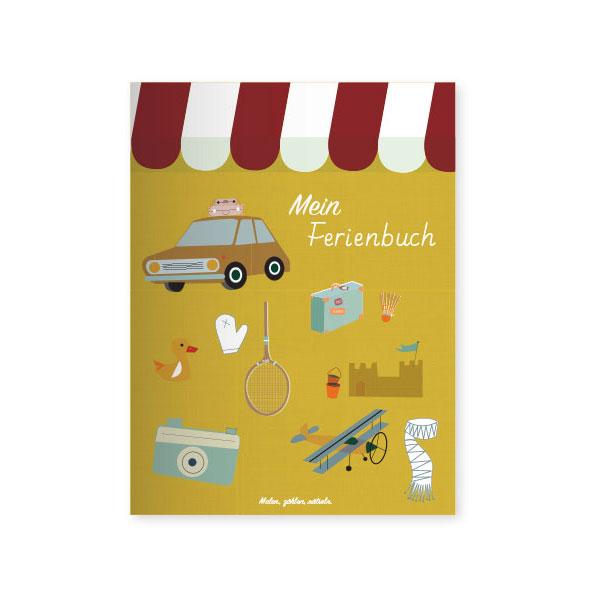 Life is delicious - Mein Ferienbuch