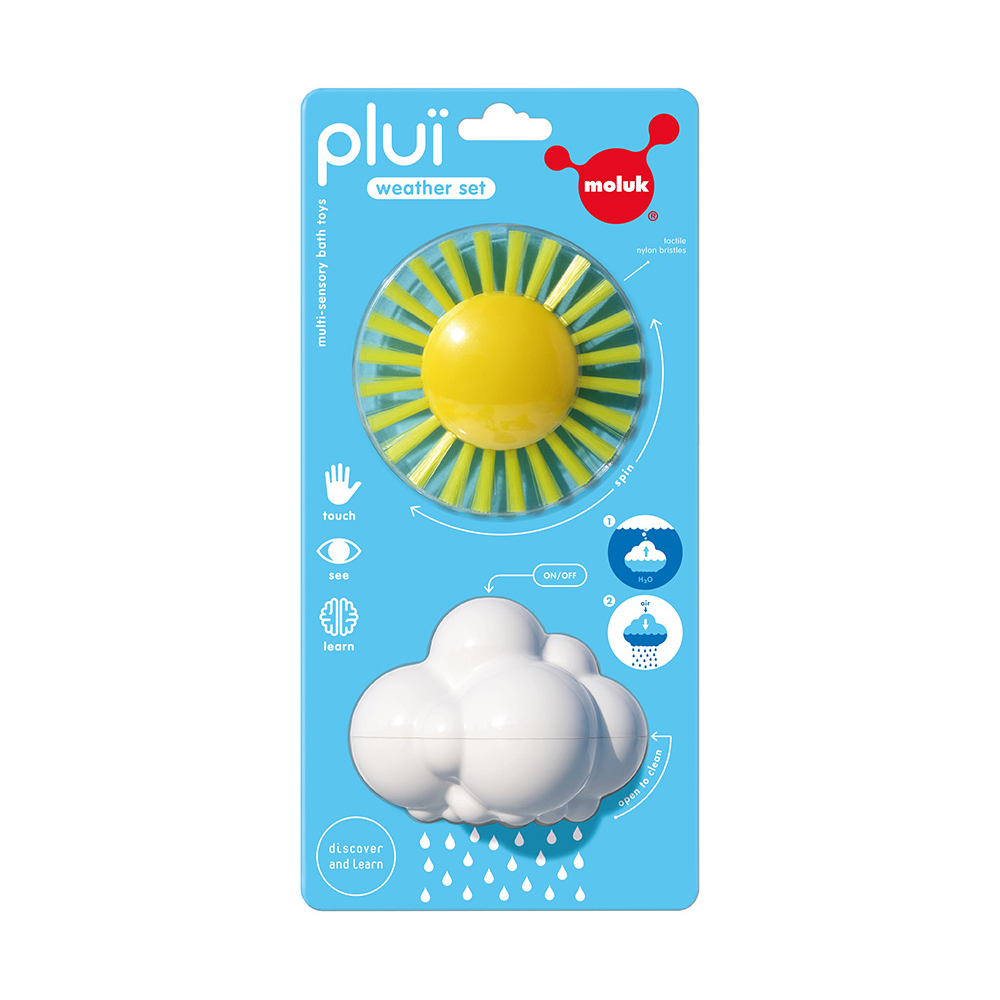 Moluk - Plui Weather Set