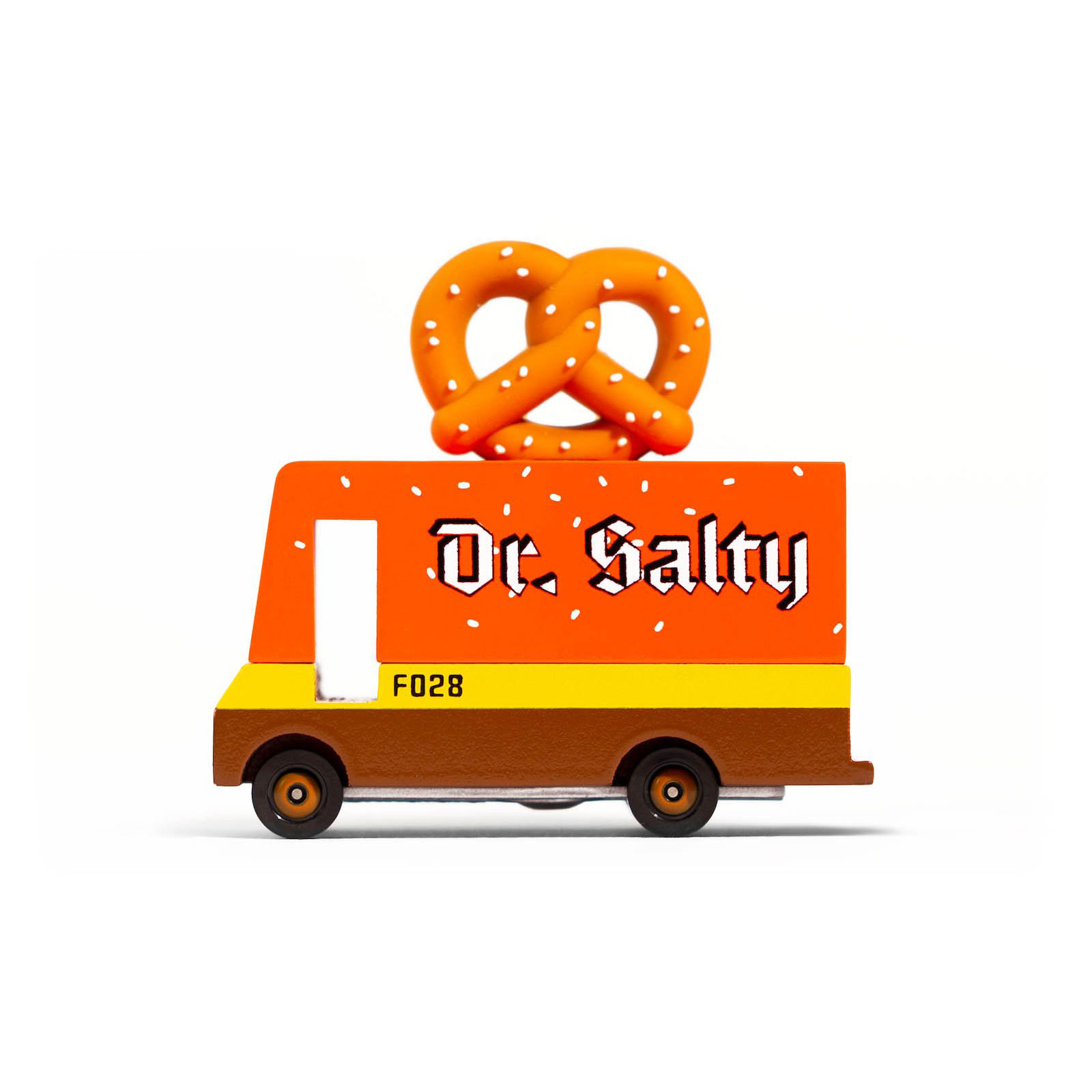 Candylab - Dr. Salty Pretzel Van